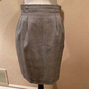 Axiom Plaid Dress Skirt Size 10